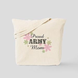 Proud Army Mom [fl2] Tote Bag